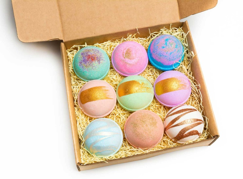 Make Your Business Stand Out With Bath Bomb Packaging in the UK